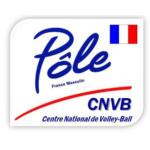 Logo du spot Pôle France masculin Volley de Montpellier