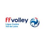 Logo du spot FF Volley – Ligue Centre Val de Loire
