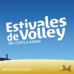 Logo du spot Estivales des volley de côtes d'Armor