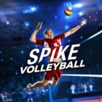 Logo du spot Spike Volleyball Game