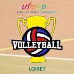 Logo du spot 45 - Ufolep Loiret Volley