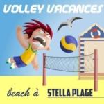 Logo du spot 62 - Cucq Trépied Stella Plage - Beach Volley
