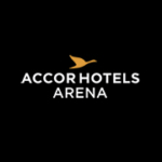 Logo du spot AccorHotels Arena