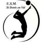 Logo du spot 45 – Saint-Denis en val - USM Saint Denis en Val